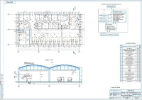 Производственный корпус проекта АТП на 393 автомобилей Газель Next