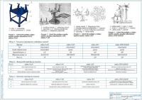 Анализ конструкций стендов разборки-сборки КПП грузовых автомобилей