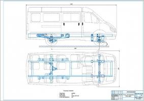 Дипломдық жобаның мақсаты ГАЗель-32123 автомобилін жетілдіру