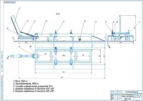 Стенд для восстановления геометрии кузова автомобиля на СТО
