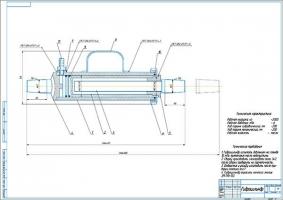 Приспособление для правки кузовов ручное гидравлическое