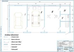 ВКР Разработка технологии шиномонтажных работ в СТО ИП с разработкой съемника тормозных барабанов