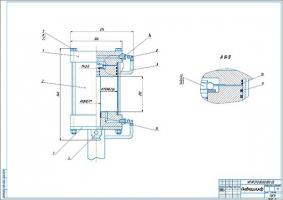 Стенд сборки механизма рулевого управления автомобилей