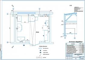 Проект слесарно-механического участка для АТП