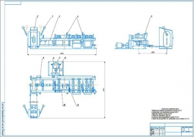 Проект модернизации раскряжевочной установки ЛО-15С