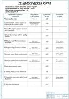Технологическая карта на установку КПП легкового автомобиля