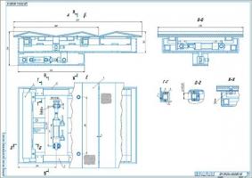 Проект проведения техосмотра на СТОА К-Моторс