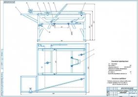 Вид общий стенда для проверки радиаторов после ремонта
