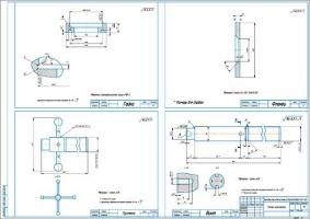 Деталировка устройства замены агрегатов