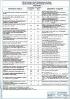 Технологическая карта замены коробки передач автомобиля МАЗ-5551 Лист 2