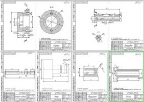 Пресс для сборки разборки деталей с резино-металлическими шарнирами