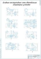 Основные конструктивные схемы автомобильных генераторов